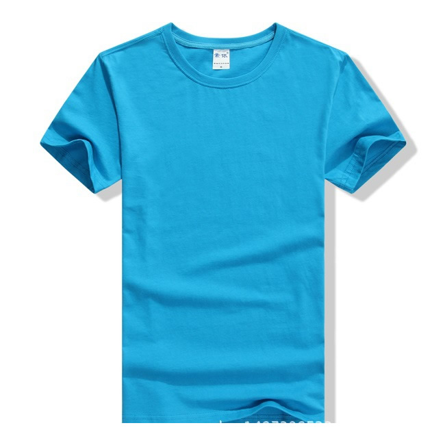 200g 100% combed cotton high quality T shirt