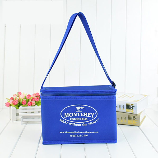 Non woven cooler bag Corporate branded & printed with your logo