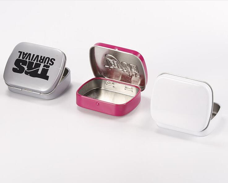 Tin box-Customized package for Chewing gum/Candies/Pills