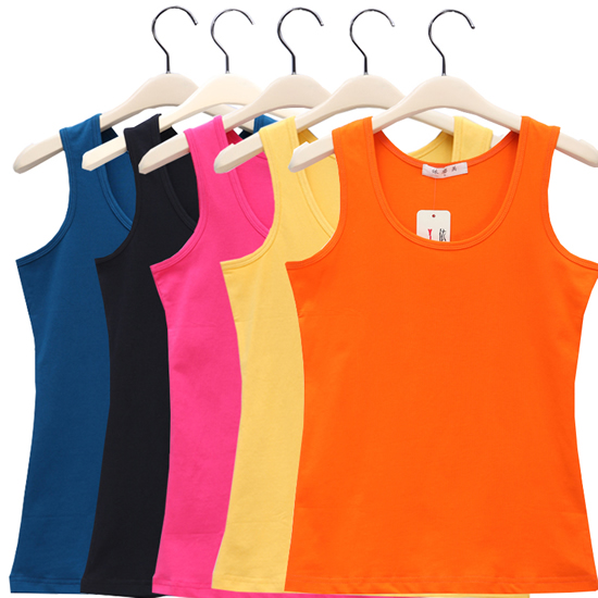 Womens Custom Printed Tank Top wholesale